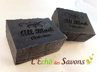 Savon All Black